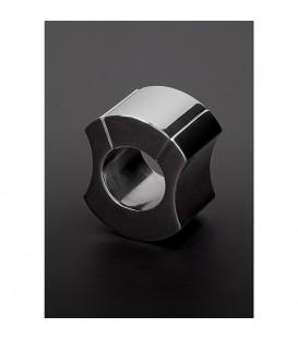Triad anillo pesado para testículos de acero magnético 4 cm