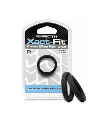 XACT-FIT PACK DE 2 ANILLOS TALLAS 10 - 23