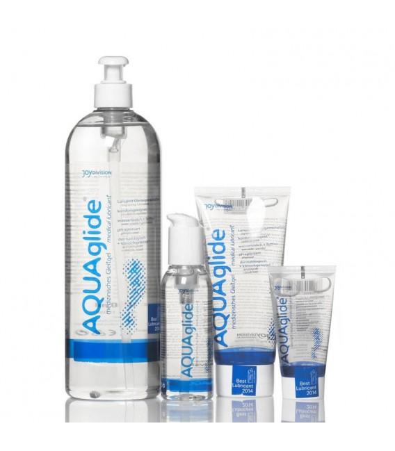 ▷ Lubricante Anal Base de Agua Aquaglide