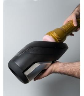 FLESHLIGHT LAUNCH ™ masturbador succionador automático