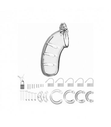 ManCage Model 03 Jaula de Castidad 12 cm