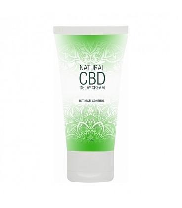 Natural CBD Crema Retardante 50ml