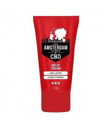 CBD Amsterdam Crema Retardante 50ml