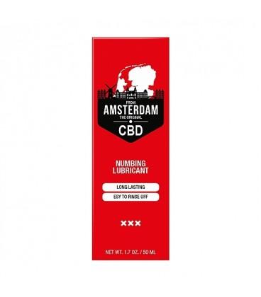CBD Amsterdam Lubricante anal Relajante 50ml