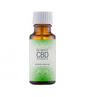 CBD Aceite de Masaje Cannabis