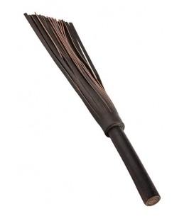 Lodbrock látigo Azotador Master madera cuero