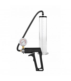 Ultra-Premium Bomba pene 22.5 cm Transparente Pumped