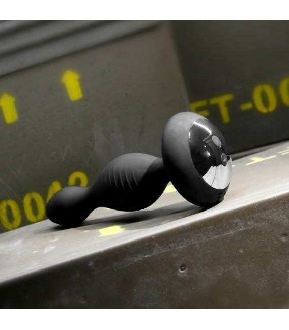 ElectroShock Plug Vibrador de silicona E-Stimulation
