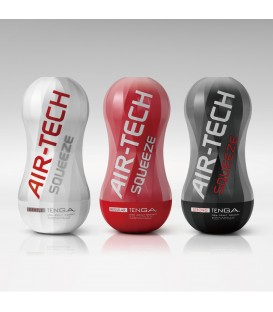 Tenga Air Tech Masturbador Squeeze regular gentle strong