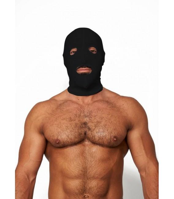 Mister B Pasamontañas máscara fetichista de lycra para sumisos