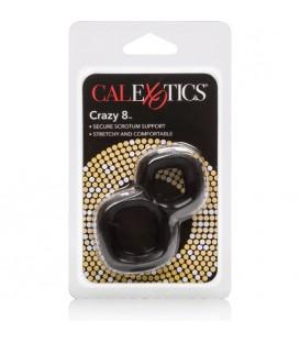 Crazy 8 Ring Anillo Pene y testículos