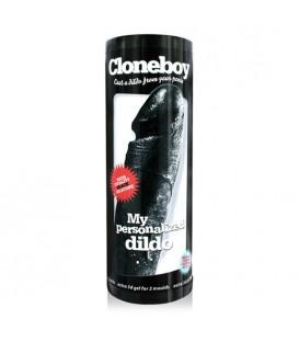 Cloneboy kit para clonar tu pene molde de silicona carne y negro
