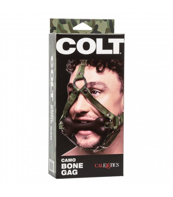 COLT® CAMO BONE Mordaza Hueso