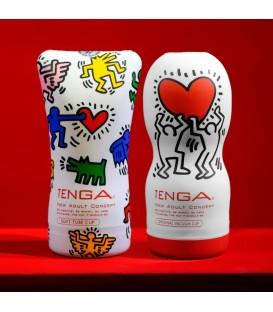 Masturbador Keith Haring Original Cup de Tenga