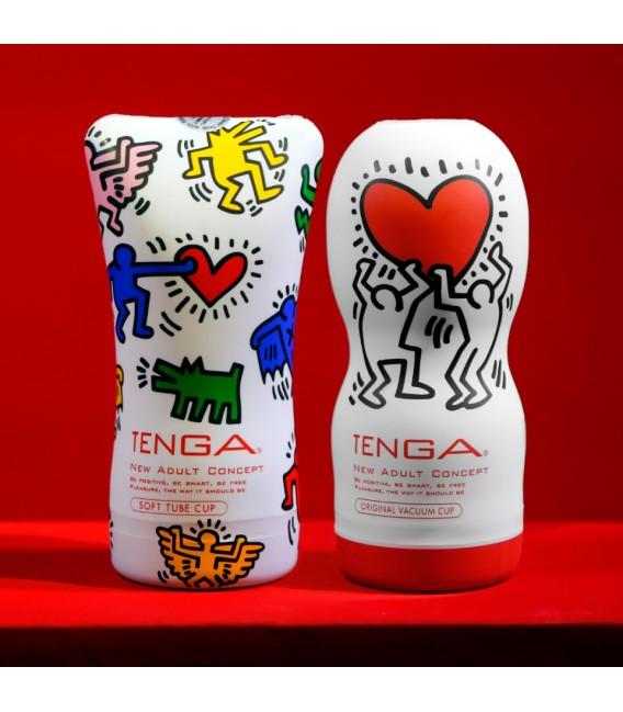 Masturbador Keith Haring Tubo Blando de Tenga