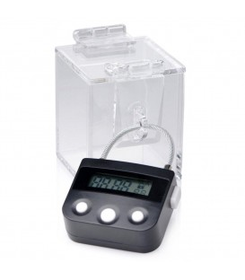 Key Holder Deluxe Caja con Candado Master Series