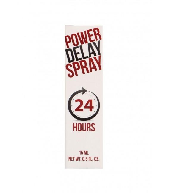 Power Delay Spray Retardante 24 Horas 15 ml