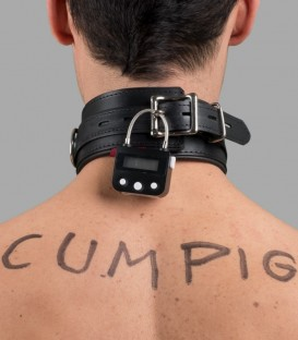 The Chastity Time Lock Candado Temporizador bondage