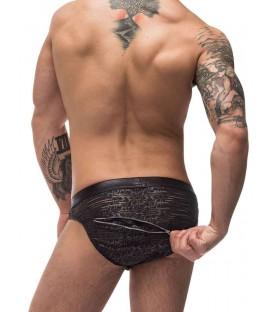 Zip It 2x Zip Bikini Mini Slip para hombre