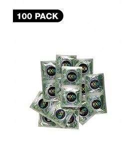 EXS Snug Fit Preservativos 100 Pack