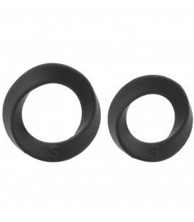 SONO No.86 Set de Cockrings Silicona