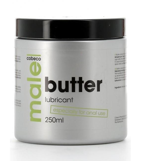 Male Butter Lubricante Anal Base de Agua Cobeco Pharma