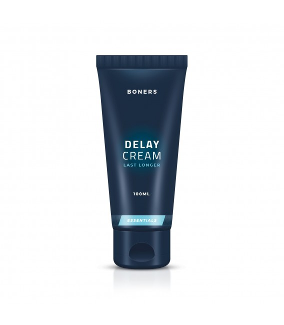Crema Retardante Sexual 100 ml Boners
