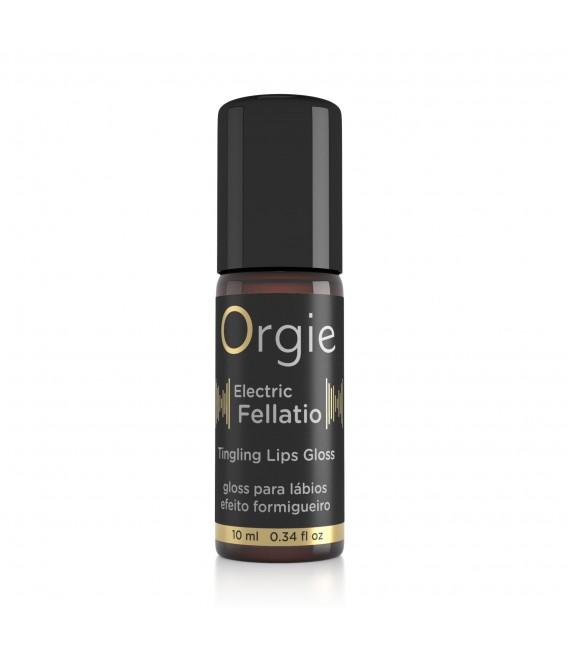 Orgie Electric Fellatio Lips Gloss 10 ml