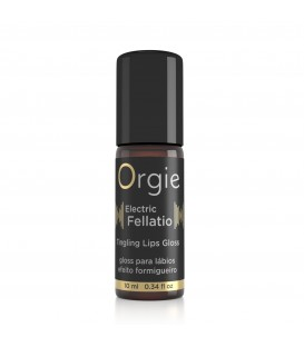Orgie Electric Fellatio Lips Gloss 10 ml