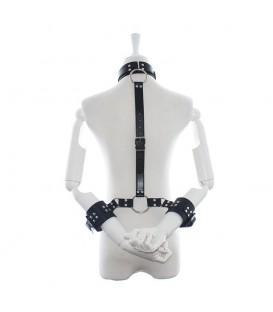Collar con Inmovilizador de brazos Fetish Addict