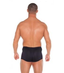 Pantalón Corto con Cremalleras Bondage Play