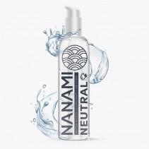 Nanami Lubricante Base de Agua Neutro 150 ml