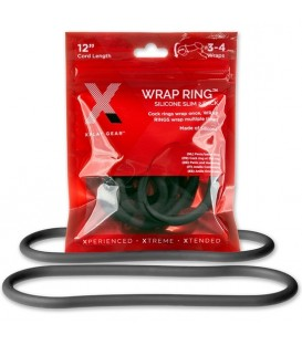 Perfect Fit Wrap Ring Silicona Pack 2 Unidades