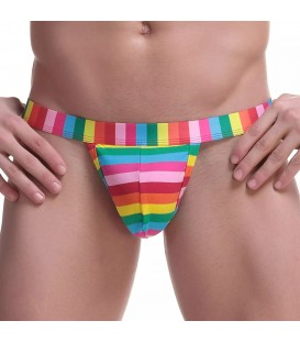 Rainbow Tanga Masculino