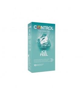 Control Preservativos Ice Feel 10 und.