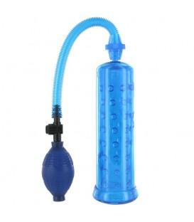 XL Sucker Bomba de Succión Pene Azul