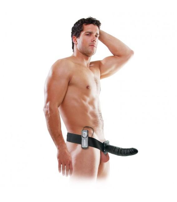 Fetish Fantasy Arnés Hueco con Vibrador 19 cm Pipedream
