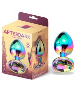 AfterDark Sparkly Plug Multicolor con Joya
