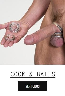 Anillos para pene y Testículos en tu Sexshopgay y BDSM online