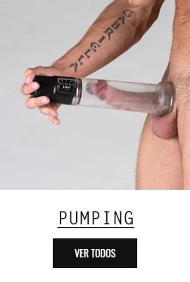 Bombas de vacío para alargar el pene en tu sexshop gay y BDSM online