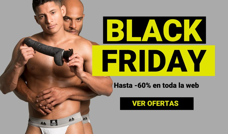 Black Friday Rebajas Sexhop Gay Tienda BDSM - Los mejores Precios!