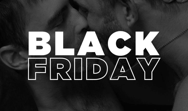 Black Friday Sex Shop Gay