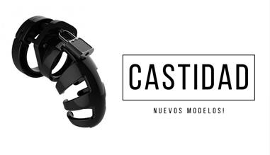 Cinturones de Castidad - Sex Shop gay