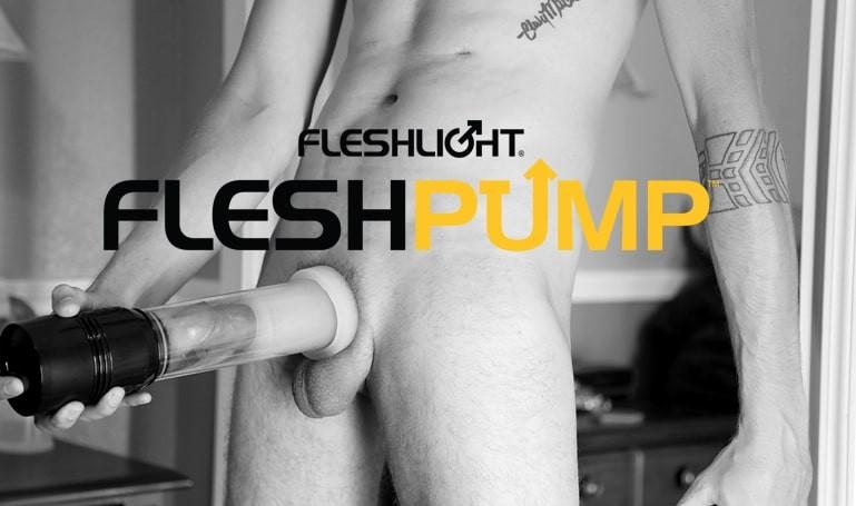 FleshPump Desarrollador alargador de pene en tu sexshop gay