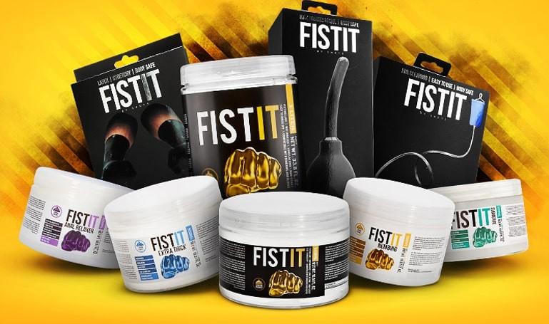 Fist It lubricantes y accesorios para fisting y sexo anal extremo