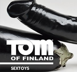 Tom of Finland SexToys y lubricantes para Gays